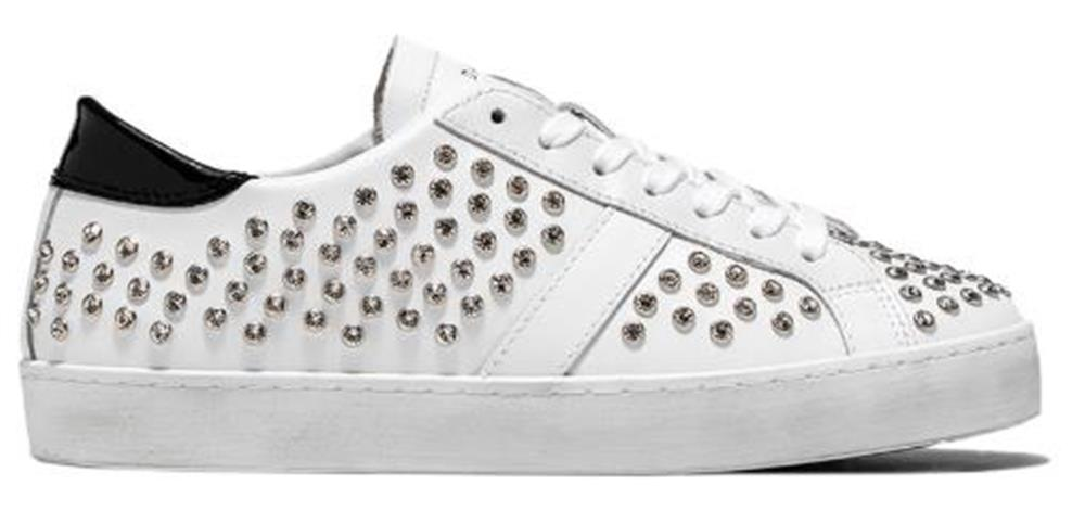 buy popular 0567c 4356b D.A.T.E. Sneaker hill low strass | GM8489 Boutique