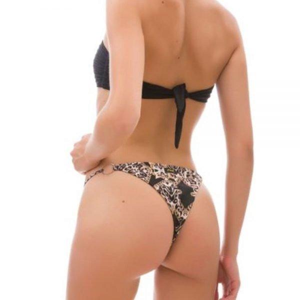 Effek, bikini modello fascia  con slip fianco