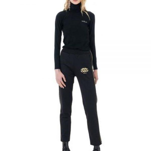 Gaëlle, pantalone in piquet