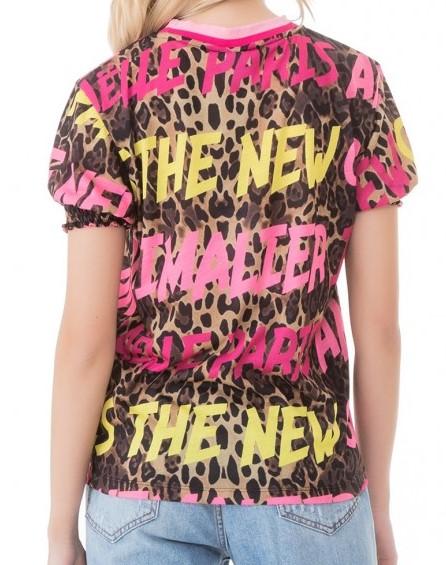 Gaëlle T-shirt animalier