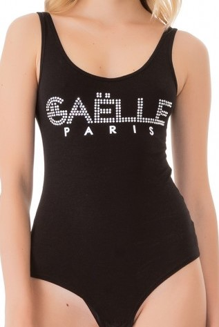 Gaëlle, body cotone