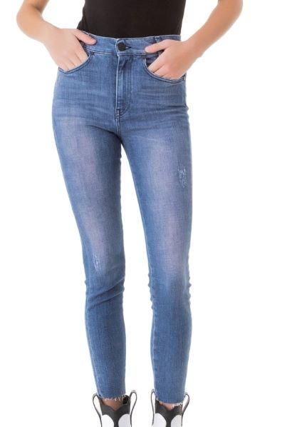 Gaëlle, skinny super hight waist