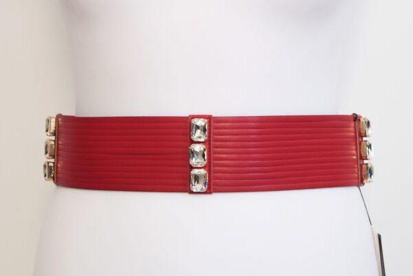 Kokka, cintura con strass