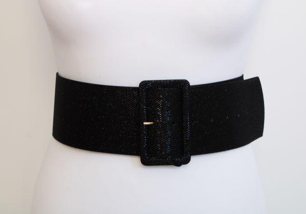 Kokka, cintura effetto metallico